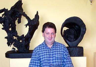 brendan collum bogoak sculptor